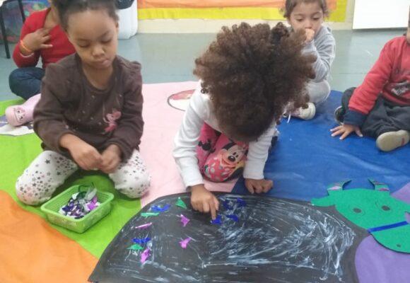 """Projeto """"Brincando e Aprendendo na Região Nordeste"""""""